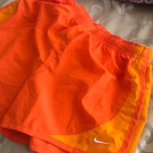 Never worn Nike shorts.size L but more like M